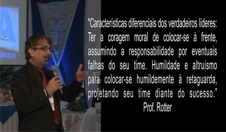 Características diferenciais dos verdadeiros líderes