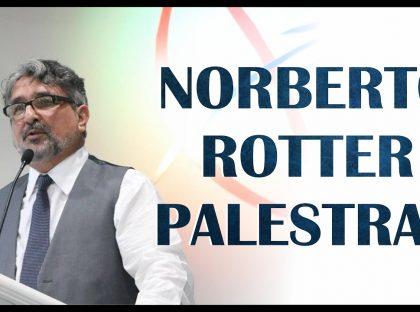 Alguns momentos de Palestras de Norberto Rotter
